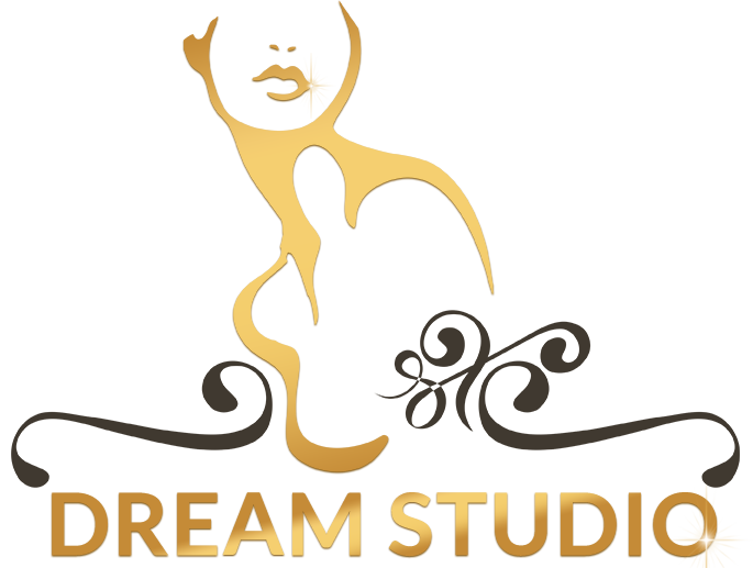 Logo color Dream Studio angajari videochat Bucuresti