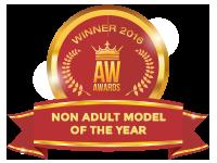 Non Adult Model Of The Year numai la Dream Studio Videochat
